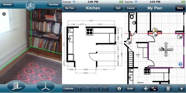 Crear planos de casas con magicplan iphone desarrollo actual for Aplicacion para hacer planos