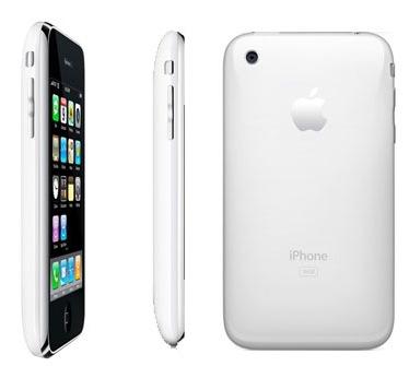 iPhone 4: lanzamiento iPhone 4 blanco