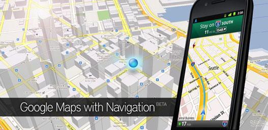 Subir fotos en Google Maps para Android