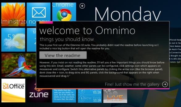 Instalar Windows 8 en el Escritorio