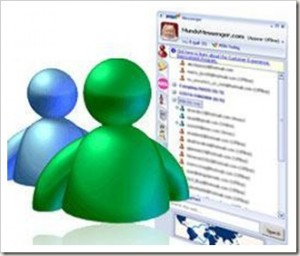 Acceder a Gmail en Msn Messenger