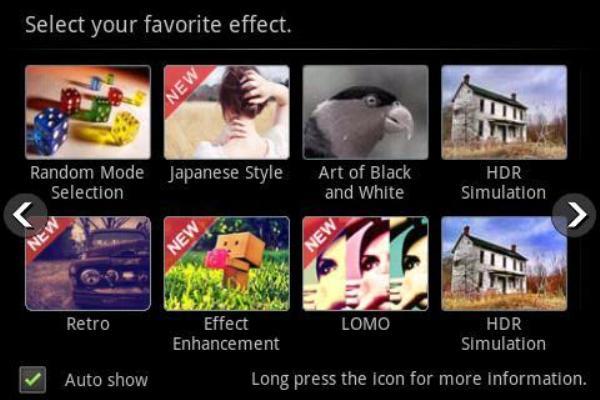 Mejores aplicaciones para efectos fotograficos en iOS y Android