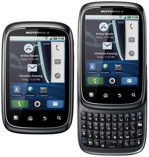 Motorola Spice   Precio y Caracteristicas