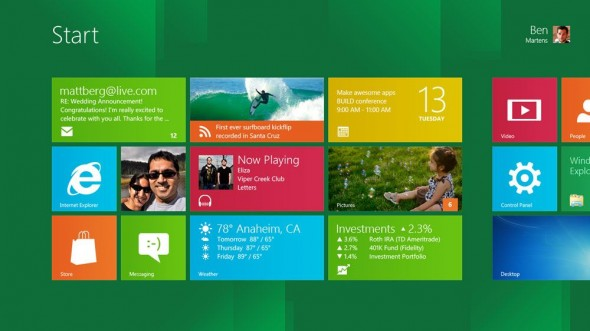 Como instalar Windows 8 preview con Virtual Box