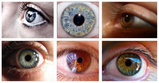 Los colores de ojos más raros y originales que se han visto