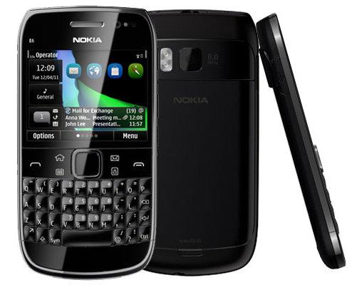 Nokia E6 en Claro Argentina