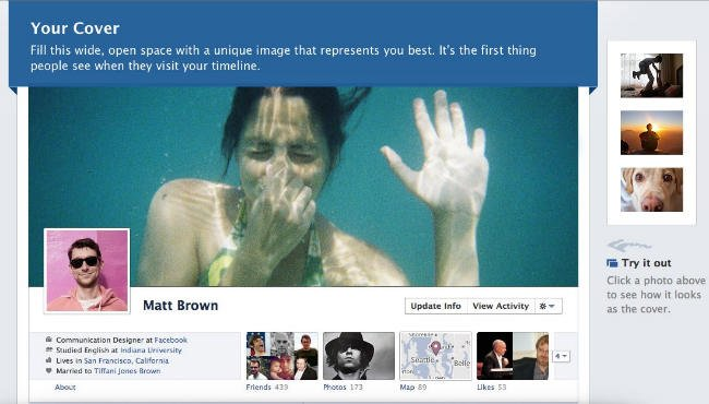 Como activar en Facebook el nuevo Timeline