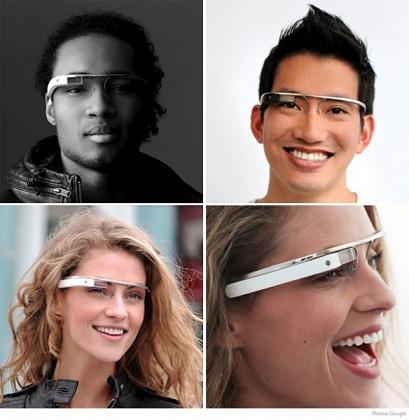 Gafas de realidad virtual de Google (Proyect glass)