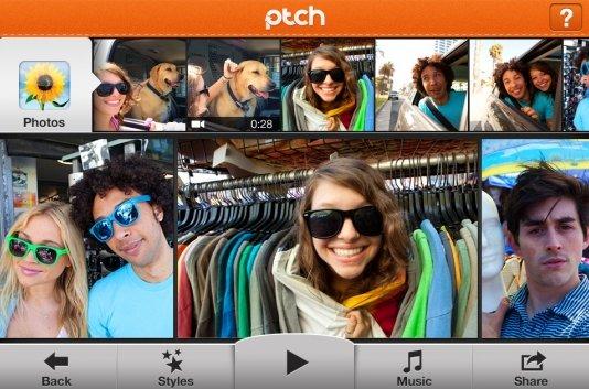 El Instagram para Videos: Ptch