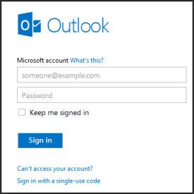 Como migrar mi cuenta de Hotmail a Outlook