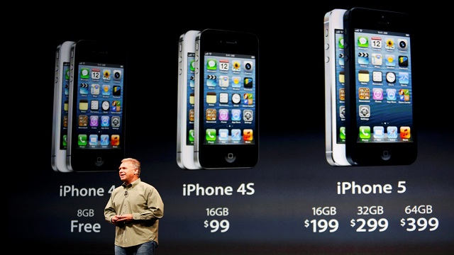 Records del iPhone 5 en la preventa