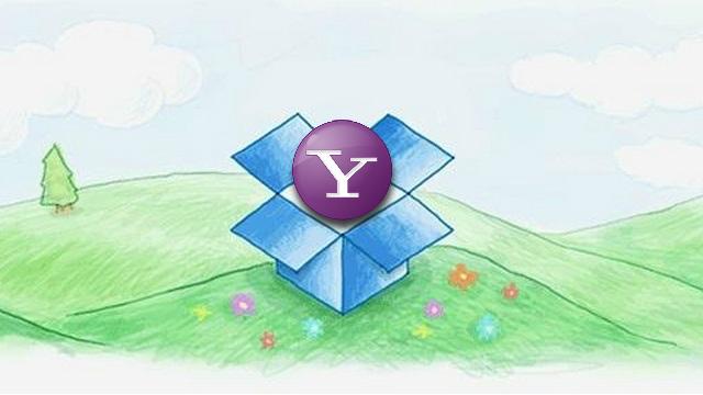 Dropbox en Yahoo! Accedé a Dropbox desde tu correo