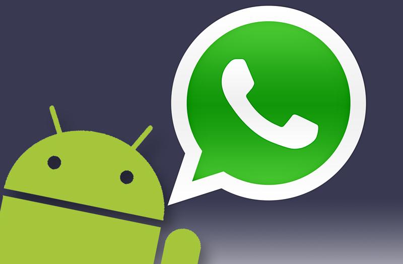 Actualización de WhatsApp para Android 2.11.12