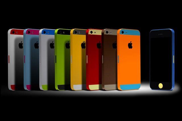 Detalles del iPhone 5S y iPhone 5C