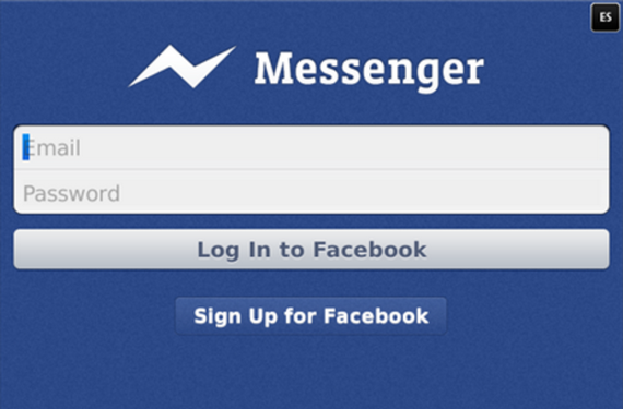 Descargar Facebook Messenger para windows 8
