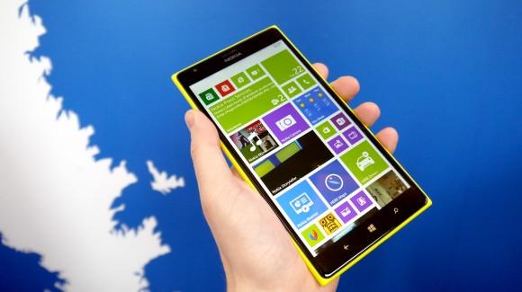 Nokia Phablets: Nokia Lumia 1520 y Nokia Lumia 1320