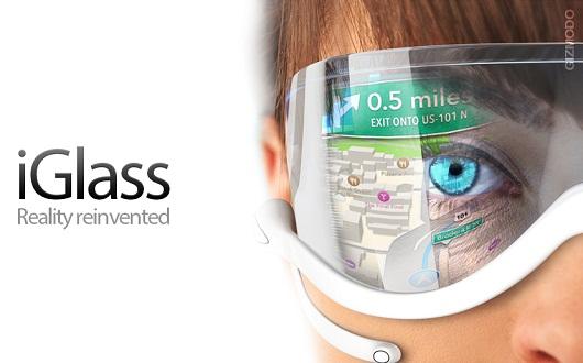 Gafas 3D de Apple