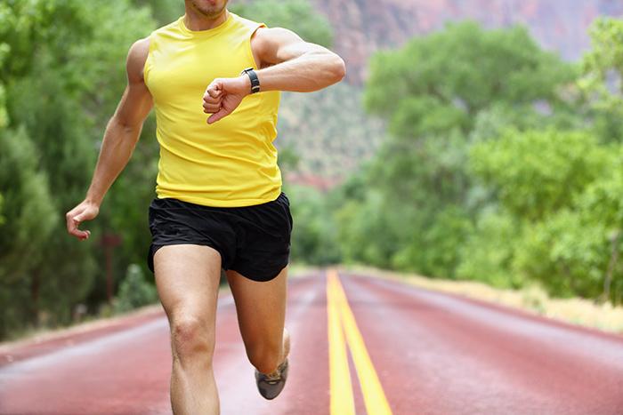 reloj gps para hacer running