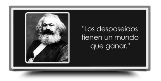 60 frases celebres de Karl Marx con imágenes para dedicar