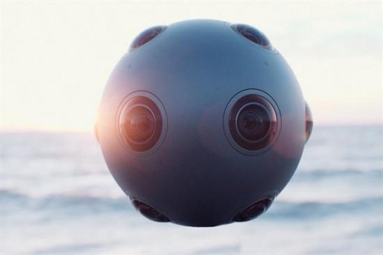 Nokia entra en el mundo de la realidad virtual con una cámara panorámica