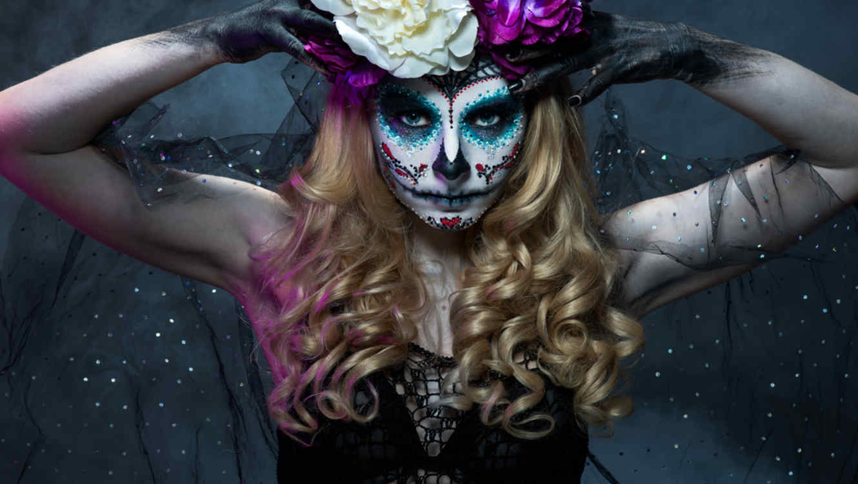 Cómo maquillarse para Halloween (videotutoriales e