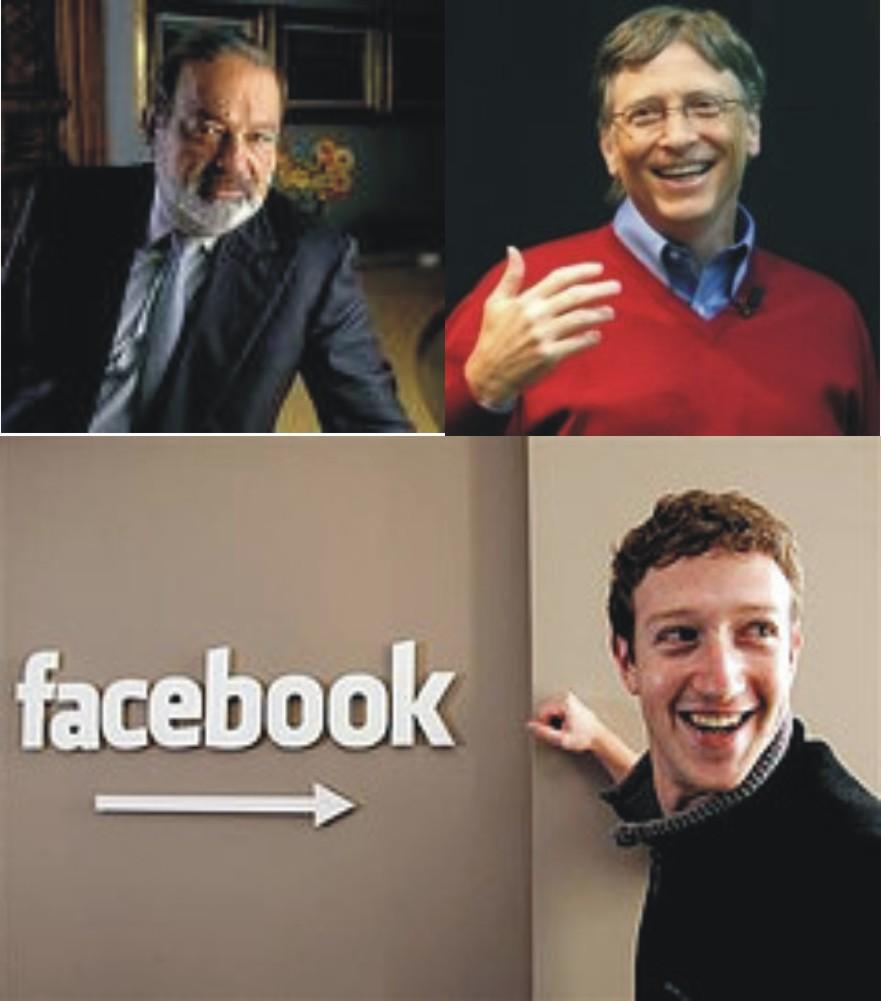 Bill Gates Dejo de ser el mas Rico del Mundo