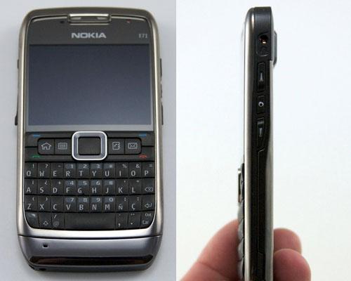 Nokia E71: Temas, Aplicaciones y Juegos Gratis para Descargar