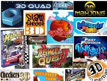 Juegos 3D Java 240×320 y 128×160 Gratis