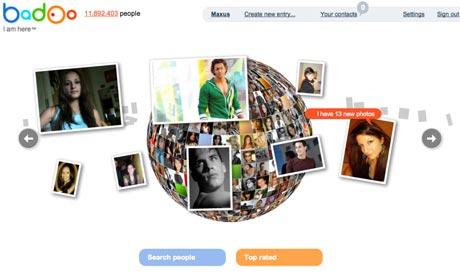 Badoo, conseguir pareja y encontrar amigos en Badoo.com