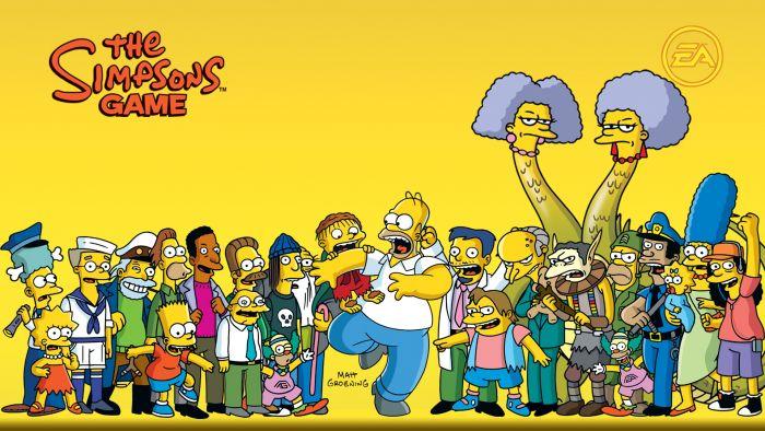 Los Simpsons: Juegos online de los Simpons