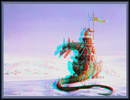 Fotos para ver con lentes 3D