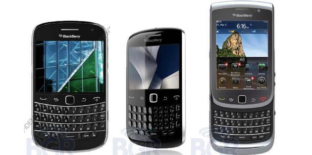 BlackBerry Dakota, detalles del BlackBerry Dakota