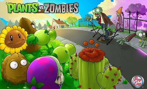 Descargar y jugar Plantas Vs. Zombies