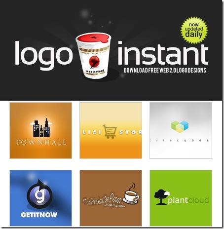 Logos Gratis para descargar desde logoInstant.com
