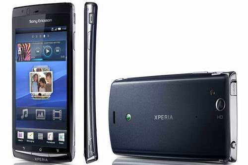 Celular Sony Ericsson Xperia Arc