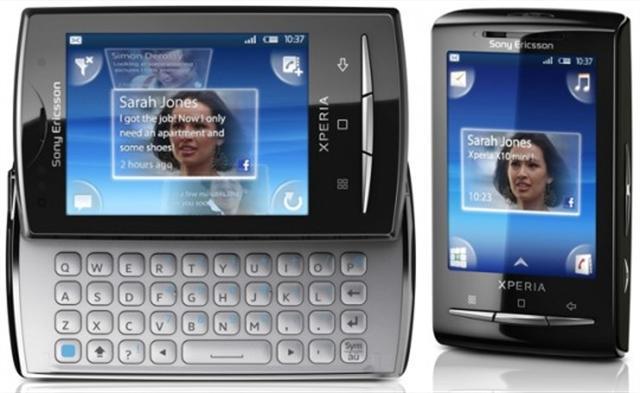 Celular Sony Ericsson Xperia Pro