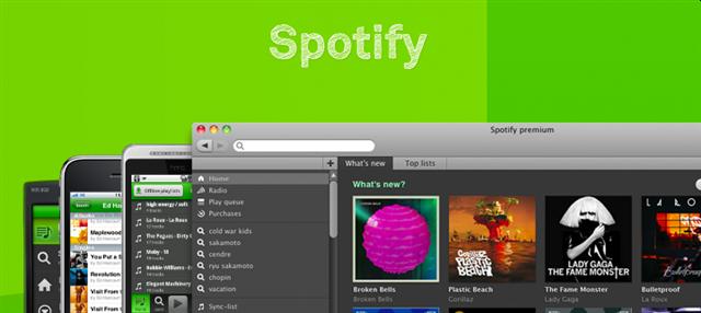 Crear una cuenta gratis en Spotify facilmente