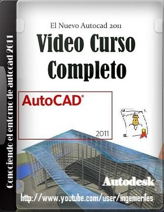 Autocad, Curso completo en video de Autocad en Español