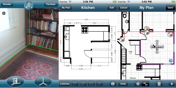 Crear planos de casas con magicplan iphone desarrollo actual - App para disenar casas ...