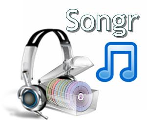 Descarga archivos de música desde 16 paginas con SongR