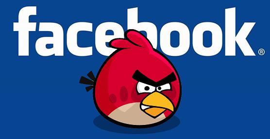 Jugar Angry birds en Facebook (proximamente)