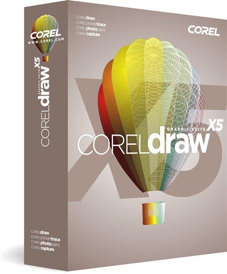 Corel Draw: Descargar CorelDraw Suite x5 en Español (demo)