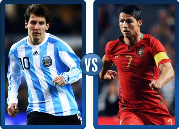 Lionel Messi vs Cristiano Ronaldo (Quien es el mejor?)