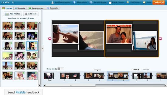 Pixable, organizar imagenes de Facebook fácilmente