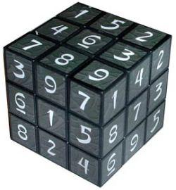 Nuevo Cubo Rubik con numeros