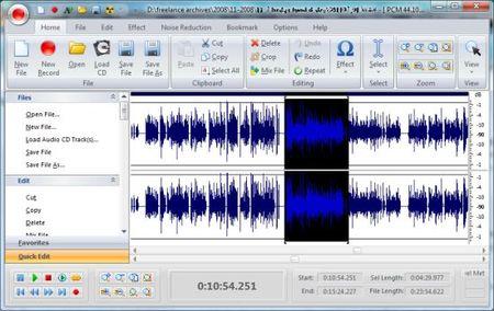 Programas para grabar la voz y editar audio gratis