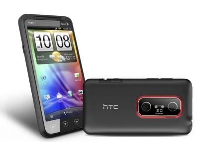 HTC evo 3D (caracteristicas y precio)