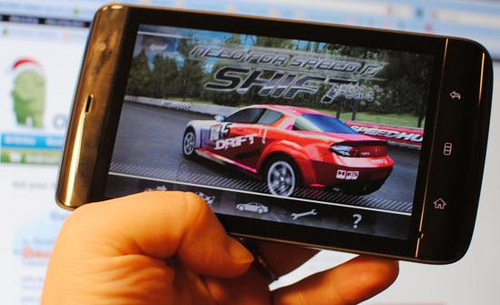 Need for Speed Shift para Android (version completa)