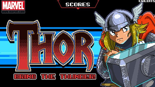 Thor: Juego de Thor para jugar en línea