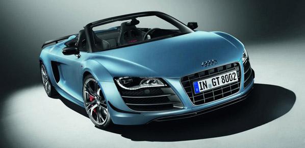 Audi R8 GT Spyder, video presentación oficial